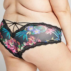 Lane Bryant Strappy Cage Back Cheeky Panties 14/16